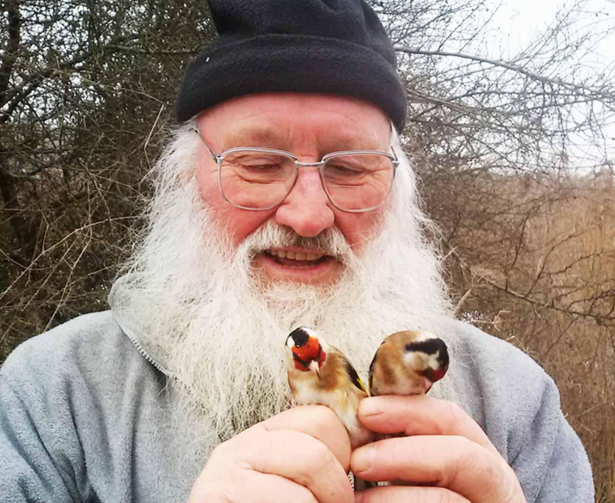 Vogelexperte Prof. Dr. Peter Berthold